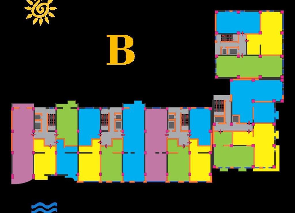 Квартиры в элитном комплексе Subtropic City