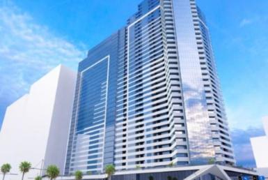 Апарт-Отель c панорамными видами на город и море