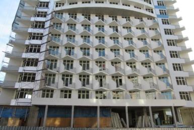 Квартиры и торговые площади в новом доме NOVA