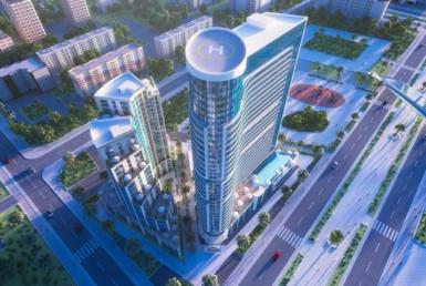 Продажа апартаментов в жилом комплексе DAR TOWER