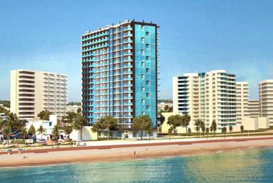 Bat Towers - квартиры на новом бульваре