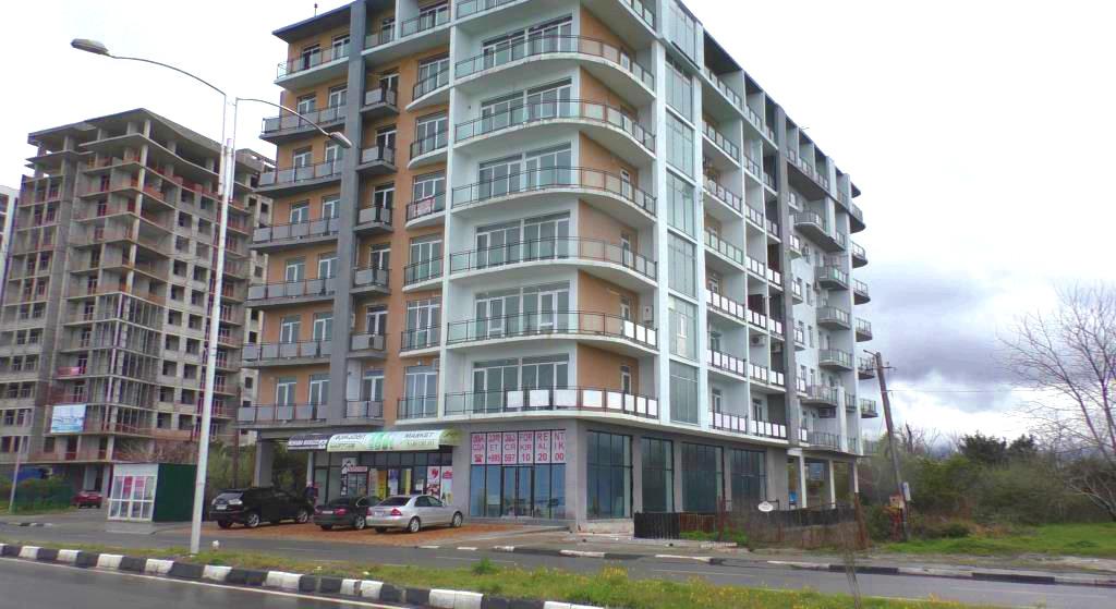 Квартира с ремонтом возле моря в Батуми
