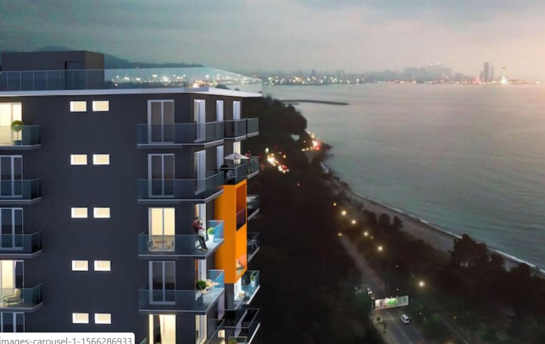 Квартиры у моря в Next Green