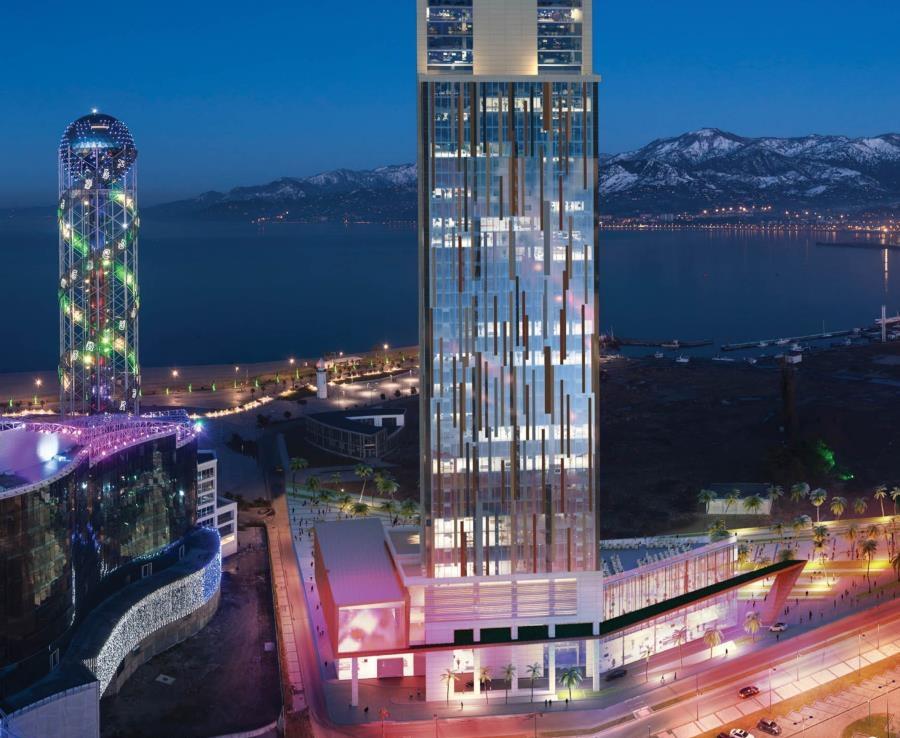 Квартиры и пентхаусы в Porta Batumi Tower