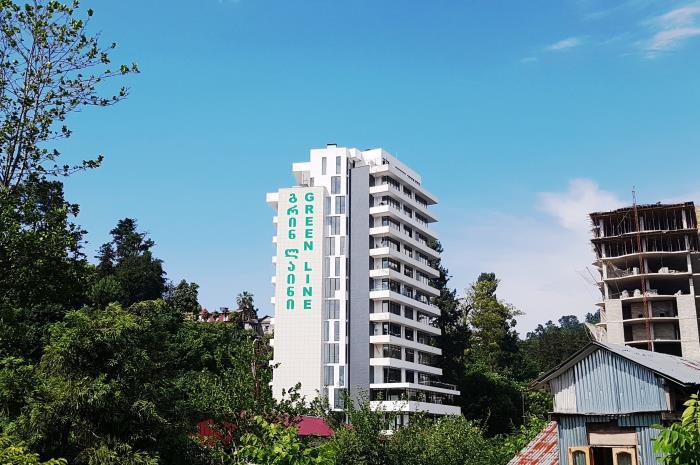 Продаются апартаменты в Green Line Batumi возле Ботанического сада