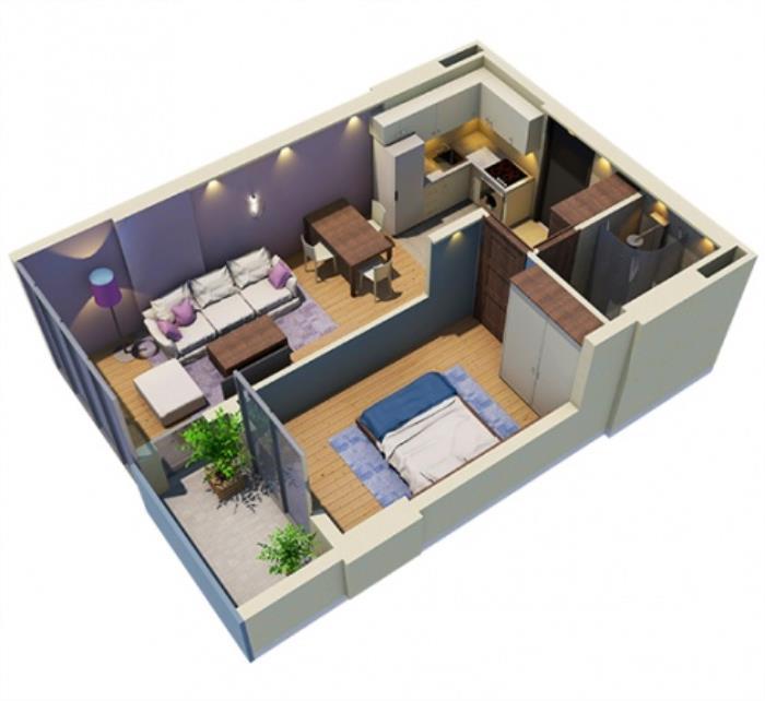 Продаются апартаменты в Batumi Sunrise Residence от 15 548$
