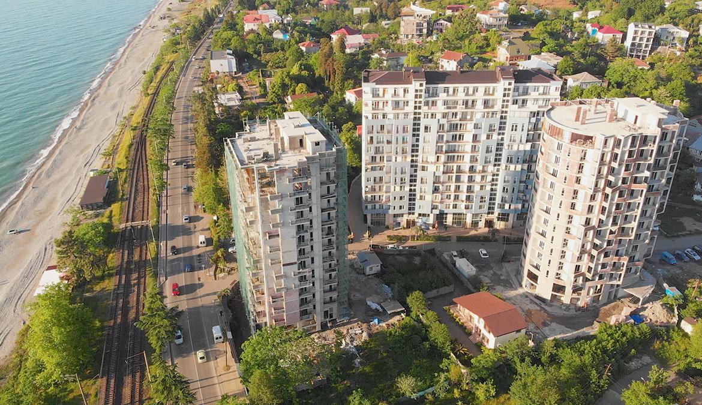 Купить квартиру в Махинджаури от собственника